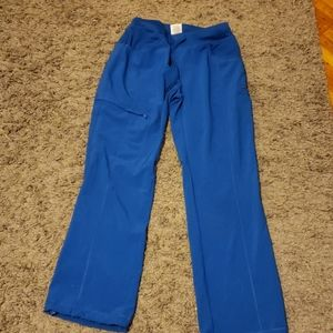 [Cherokee Infinity] royal blue scrub pants